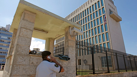 USA reduzieren Botschaftspersonal in Kuba auf ein Minimum