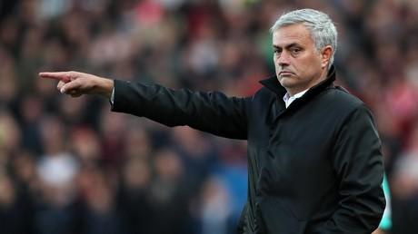 Weiß immer, wohin der Ball muss: Jose Mourinho.