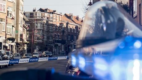 Belgien: Polizei nimmt acht Terror-Verdächtige fest (Archivbild)