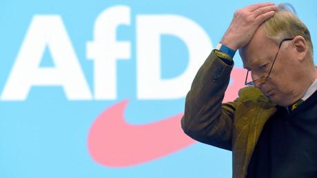 Hat Alexander Gauland von der AfD beim Test mitgemacht? Es wird sein Geheimnis bleiben.