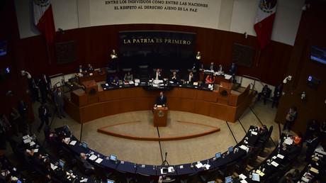 Der mexikanische Senat