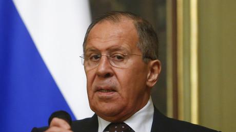 Zeigt sich wenig beeindruckt von dem britischen Ultimatum: Sergej Lawrow.