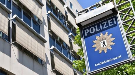 Verdacht auf Korruption bei Berliner Polizei mit Bezug zum Drogenhandel - ein Beamter verhaftet  (Symbolbild)