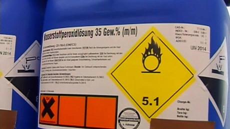(Symbolfoto) Die Aktion der Kriminalpolizei Saalfeld erfolgte am 13. März nach einem Zeugenhinweis über größere Düngemittellieferung an einen der Beschuldigten. Auch ein Einkaufswagen wurde gefunden, in dem Ermittler unter anderem Aceton und Wasserstoffperoxid entdeckt haben sollen.