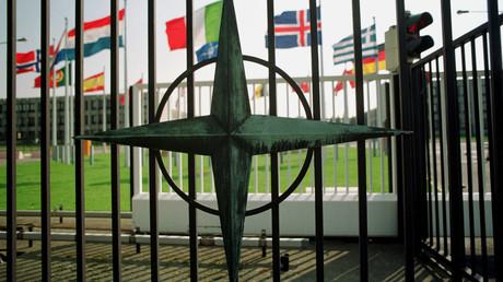 Hat Russland zum neuen alten Feind auserkoren: Die NATO mit ihrem Hauptquartier in Brüssel.