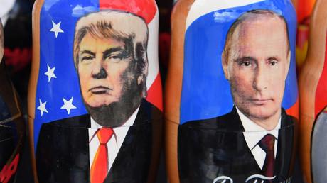 Trotz intensiver Warnungen von Sicherheitsberatern: Trump hat Putin zum Wahlsieg gratuliert