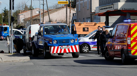 Französischer Polizist stirbt nach Geiselnahme in Carcassonne