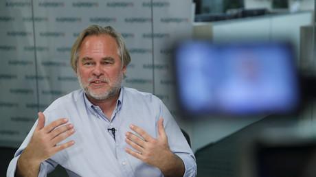 Der Software-Unternehmer Eugene Kaspersky