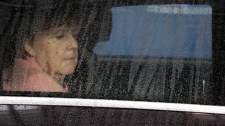 Ist Madame Merkel am Ende ein
