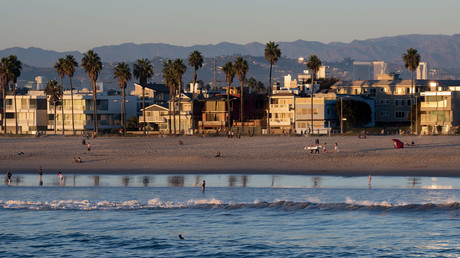 Erdbeben der Stärke 6,8 erschüttert Kalifornien