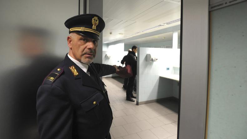 Französische Zollbeamte zwingen Verdächtigen zu Urintest in Italien - Empörung in Rom