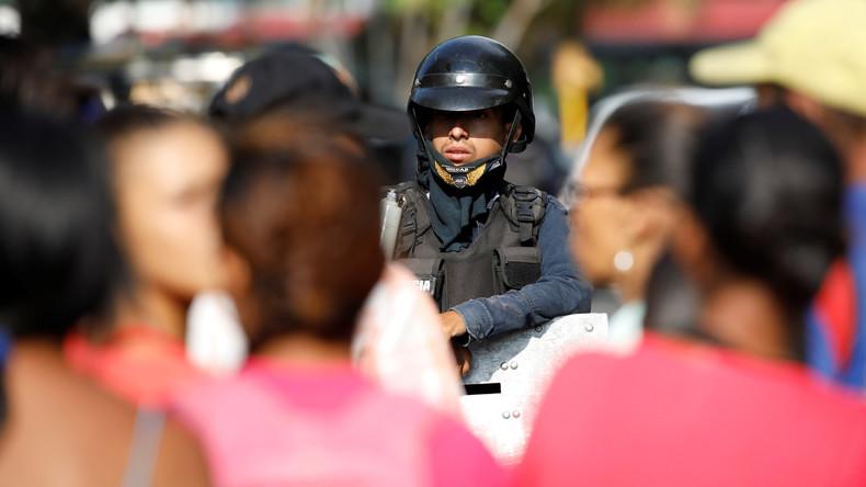 Fünf venezolanische Polizisten kommen nach Gefängnisbrand mit 68 Toten in U-Haft