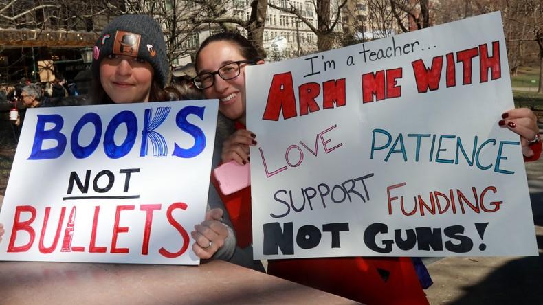 New York verschärft Waffengesetze bei häuslicher Gewalt