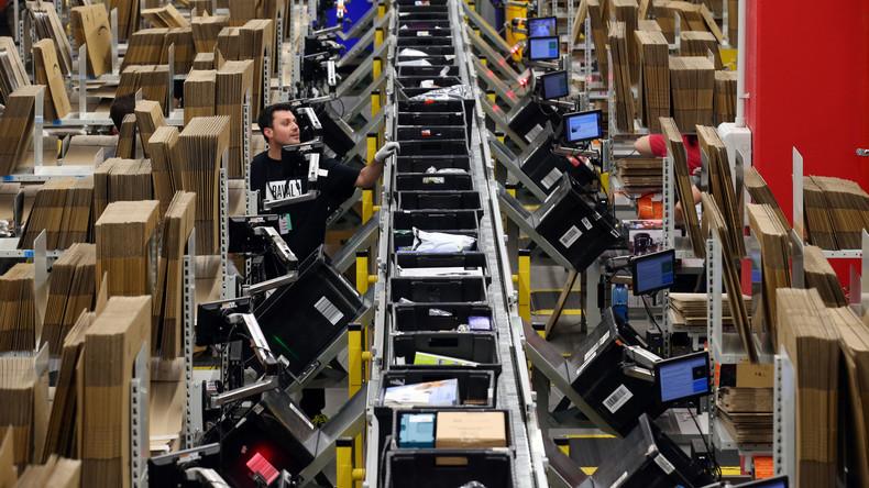Donald Trump setzt Angriff gegen Amazon fort