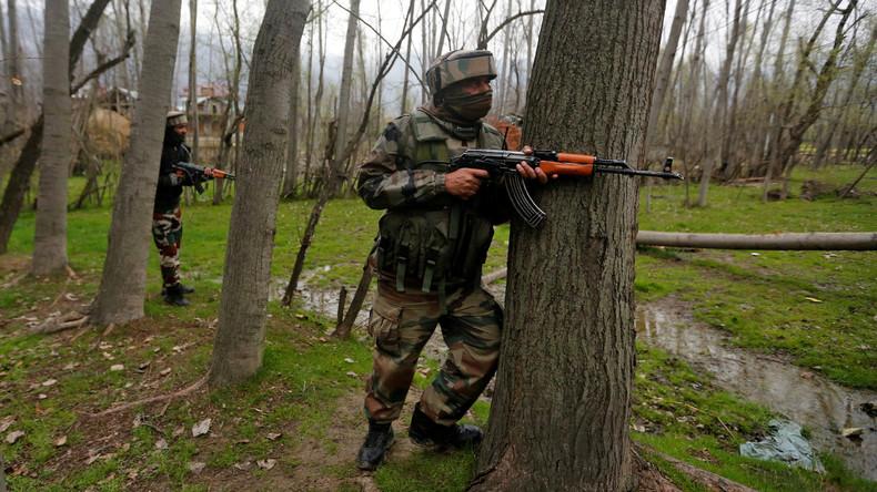 Indische Streitkräfte töten acht Extremisten in Kaschmir