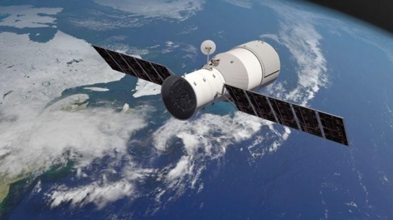 Chinesisches Raumlabor über Südpazifik abgestürzt