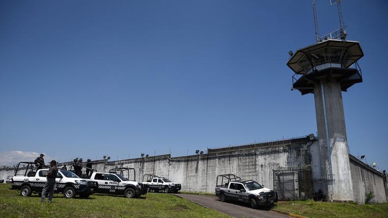 Sieben Polizisten sterben bei Häftlingsmeuterei in Mexiko