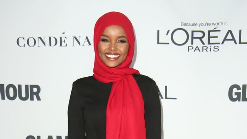 Modezeitschrift Vogue schreibt Geschichte mit erstem Model in Hidschab als Covergirl