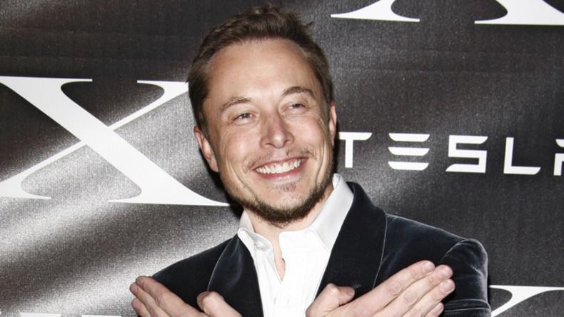 April April! Elon Musk meldet Insolvenz von Tesla