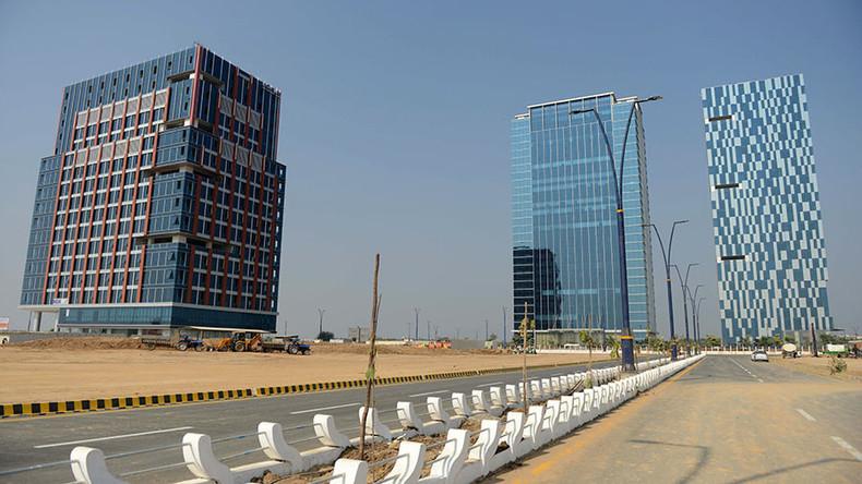 """""""GIFT City"""" - Indien will mit neuer Stadt Singapur und Hongkong als Finanzzentren herausfordern"""
