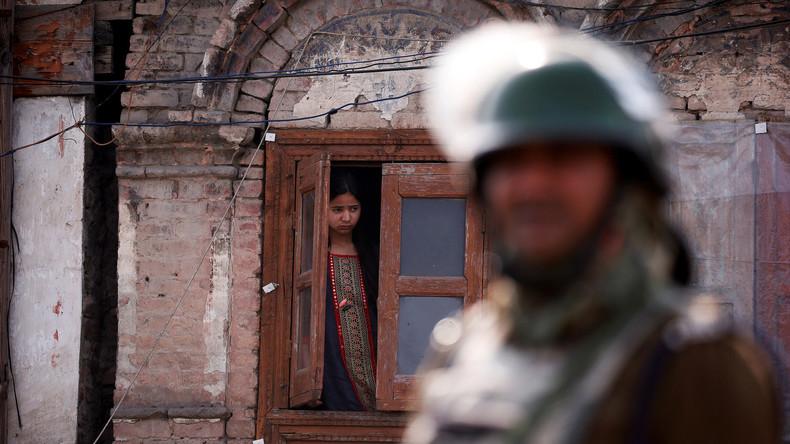 Indischer Teil Kaschmirs nach Gewalt lahmgelegt