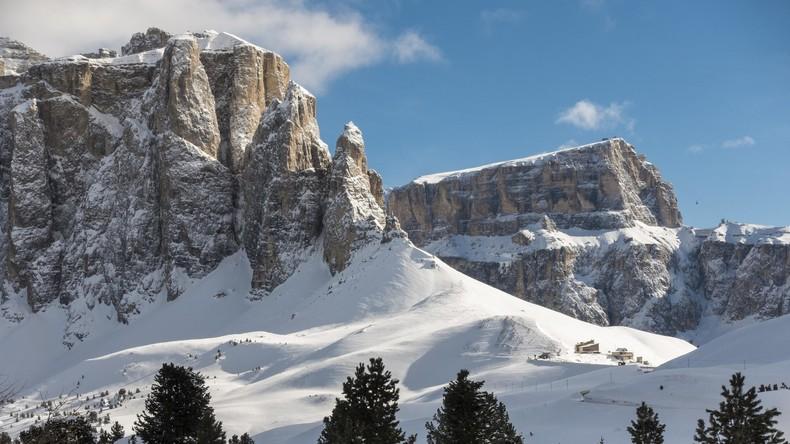 Felssturz in Italien: Zwei Schweizer sterben