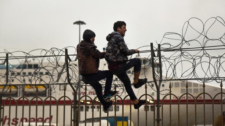 Brüssel: Griechenland erhält 180 Millionen Euro für Flüchtlinge