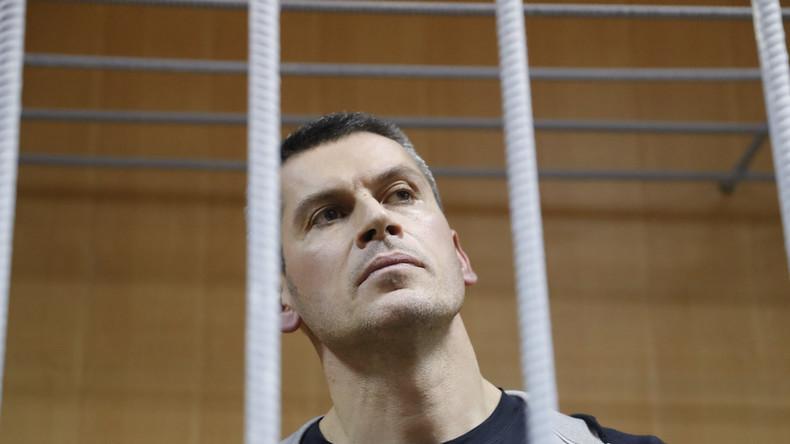 Moskauer Gericht verhaftet Milliardär wegen Verdachts auf Veruntreuung von 44 Millionen US-Dollar