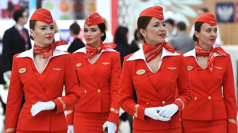 eDreams-Umfrage: Russlands Aeroflot in den Top 10 der Full-Service-Fluggesellschaften