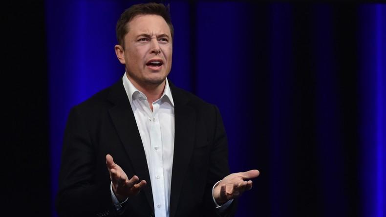 Aprilscherz dumm gelaufen: Tesla-Aktien jetzt tatsächlich im Fall