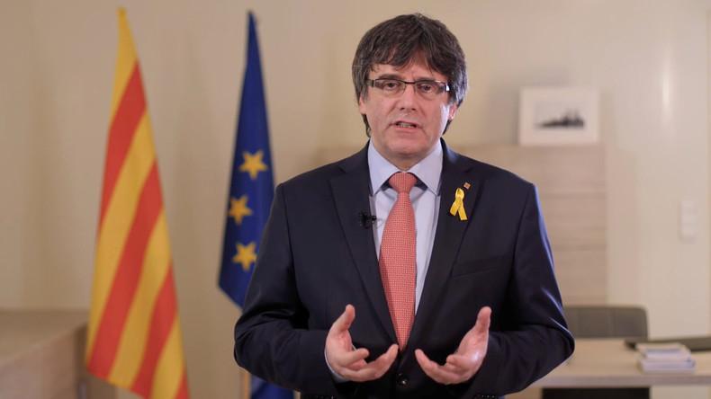 Deutsche Staatsanwaltschaft will Carles Puigdemont an Spanien ausliefern