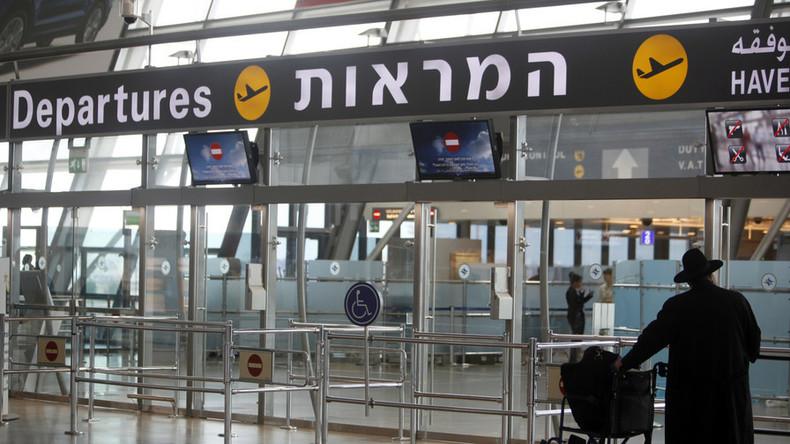 Israel: Flughafen lehnt Kampagne für Frauenrechte bei Sitzplatzwahl ab