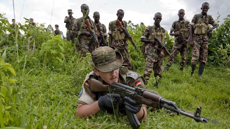Ende des Bundeswehreinsatzes in Somalia - Soldaten zurück in Deutschland
