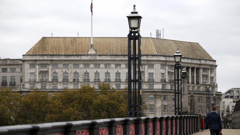 """Britische Regierung soll """"Folterhandbuch"""" für MI5-Agenten heimlich ändern"""