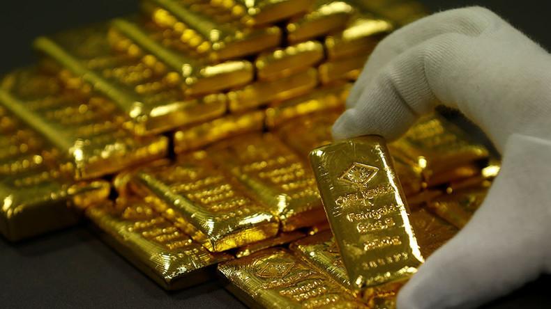 Goldpreis steigt und Dollar sinkt: Handelskrieg zwischen USA und China zeigt erste Konsequenzen