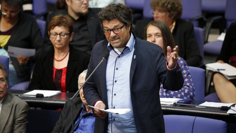 """""""NATO-Strichjunge"""" - Linken-Politiker Dehm sorgt mit Aussage über Außenminister Maas für Eklat"""
