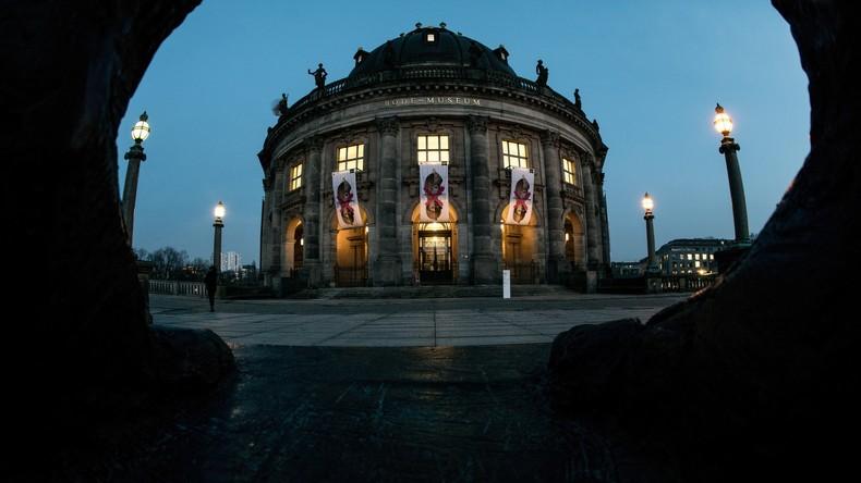 Million-Dollar-Goldmünze aus Berliner Museum gestohlen