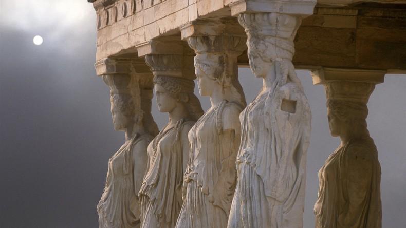 Zwei Deutsche wegen Antiquitätenschmuggels in Griechenland festgenommen