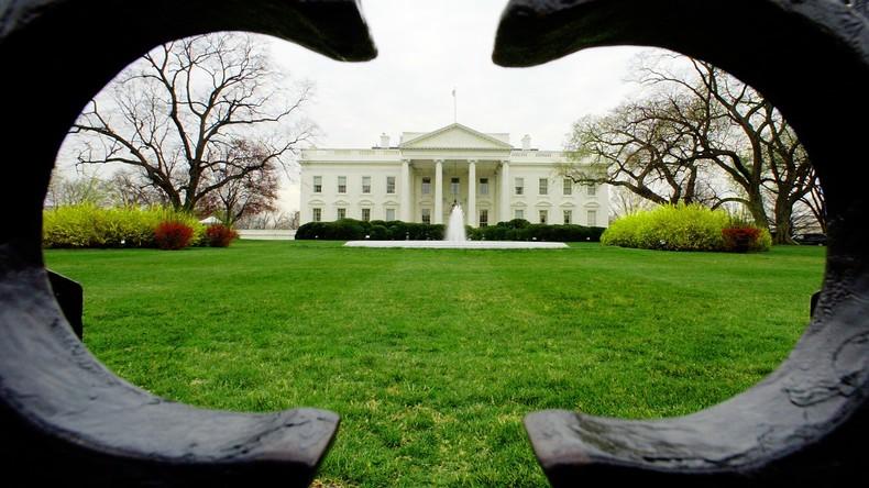 Vorbereitung auf atomaren Ernstfall - Barack Obama ließ geheimen Bunker im Weißen Haus errichten