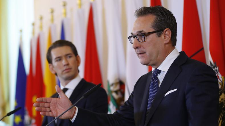 Österreich: Vizekanzler Strache will Kopftuch-Verbot in Kindergärten und Grundschulen