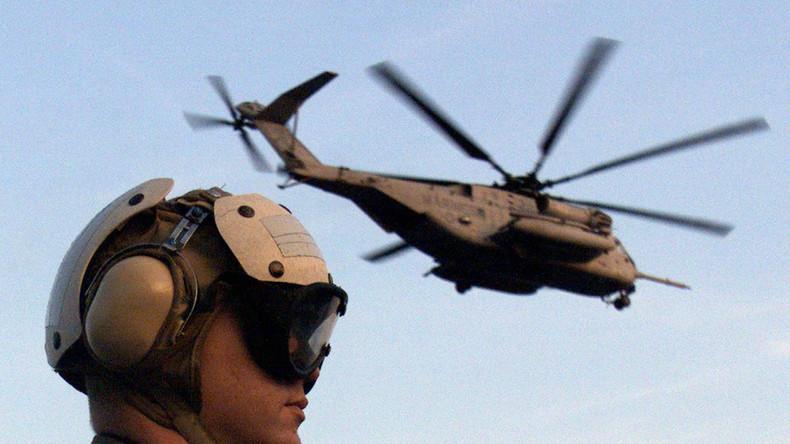 Armee-Hubschrauber in Kalifornien abgestürzt: Vier US-Soldaten vermutlich tot