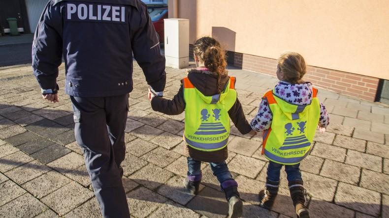 Chef der deutschen Polizeigewerkschaft: Antisemitischen Eltern notfalls die Kinder wegnehmen