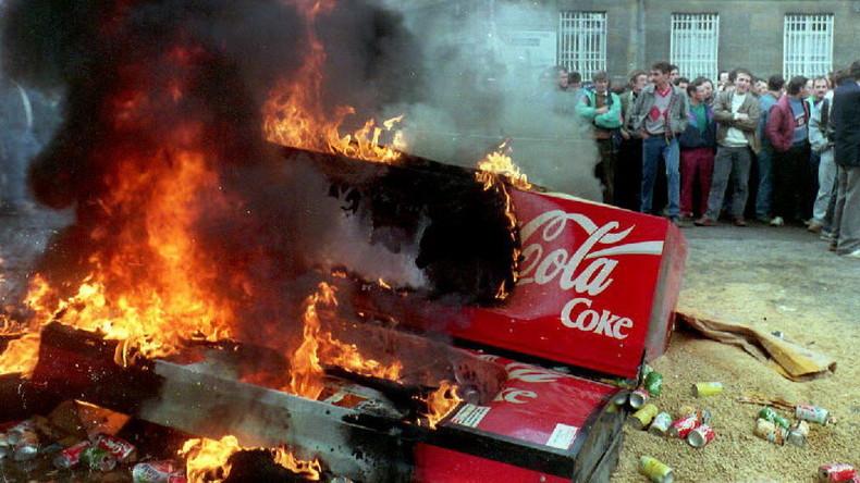 Foodwatch: Coca-Cola macht die Gesellschaft kränker