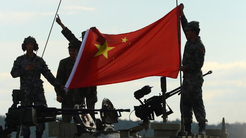 Peking: Die USA sollten wissen, dass wir militärisch sehr eng mit Russland zusammenarbeiten