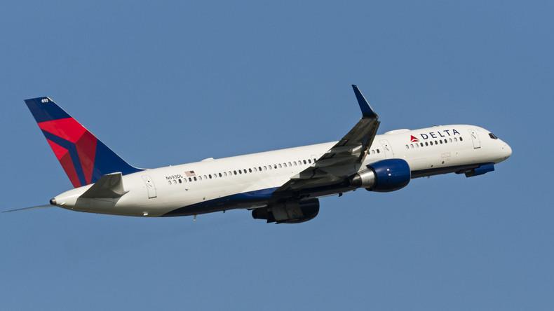 Drei Verletzte bei Zwischenfall auf Delta-Flug in USA