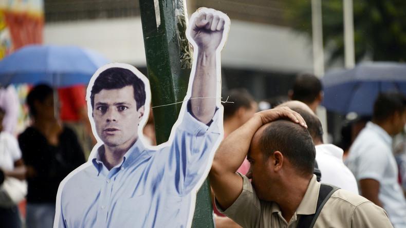 Venezolanischer Oppositionsführer López aus Gefängnis in Hausarrest entlassen