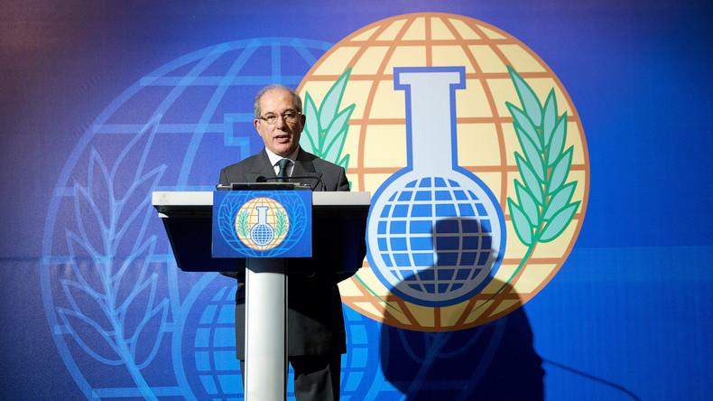 LIVE: Russlands ständiger Vertreter der OPCW hält Pressekonferenz nach Sitzung zum Skripal-Fall