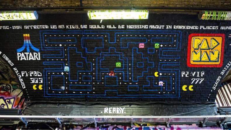 Erfinder des Labyrinth-Spiels Pac-Man in Japan verstorben