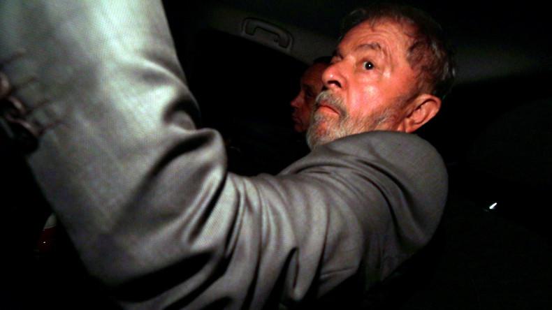 Brasiliens Justiz gibt Weg für Inhaftierung Lulas frei