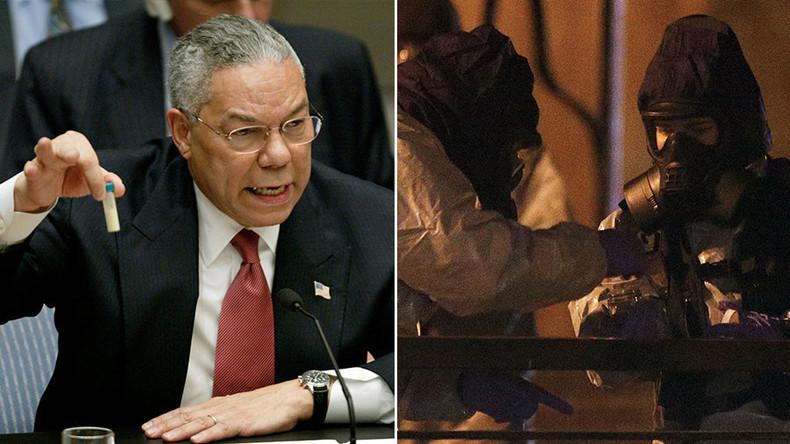Ex-Pentagon-Beamter Maloof: Skripal-Skandal ähnelt Rhetorik über irakische Massenvernichtungswaffen